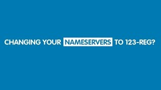 How to change a domain