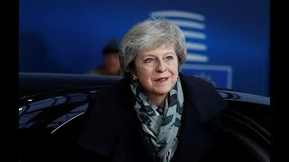 LIVE: British Prime Minister Theresa May holds a press conference at EU Council summit in Brussels