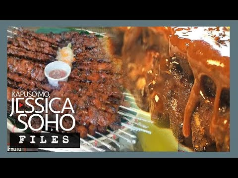 The Filipino s love affair with grilled food Kapuso Mo Jessica Soho