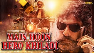 Main Hoon Hero Khiladi Latest Hindi Dubbed Movie | Hindi Dubbed Action Movies 2018 by Cinekorn