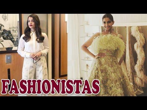 Xxx Mp4 Aishwarya Rai Bachchan Sonam Kapoor Turn Fashionistas At Cannes Film Festival Bollywood News 3gp Sex