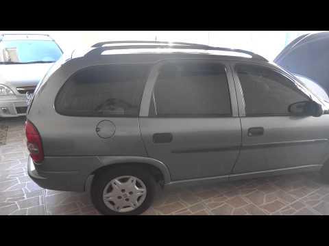 Corsa Wagon Super 2001 1.0 16V