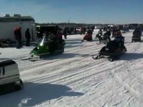 Year of the Deere Sled Run