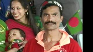 Creepy Octomom Cricket Fan (HD): Bangladeshi Octomom