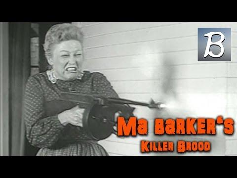Xxx Mp4 Ma Barker S Killer Brood Gangster Film English Language Watch Full Length Movies On Youtube 3gp Sex