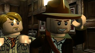 LEGO Indiana Jones 2 100% Walkthrough Part 1 - Kingdom of the Crystal Skull