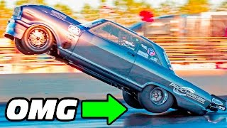 Daddy Dave from STREET OUTLAWS on RADIALS!