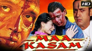 Maa Kasam 1999 - Comedy Movie | Mithun Chakraborty, Mink Brar.