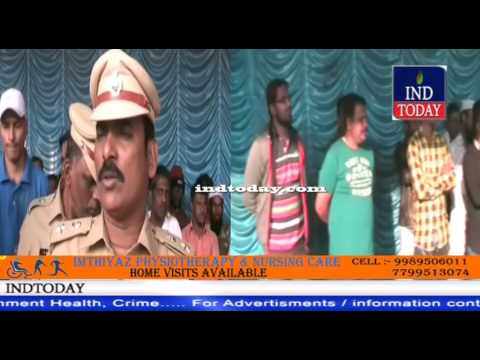 Police Cordon Search Operation in Old City Hyderabad  Ayub Gang Members arrested