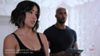 Marvel's Agents of S.H.I.E.L.D. Season 3, Ep. 1 - Clip 2