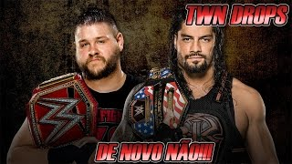 TWN: Drops - Roman Reigns pode ser Universal Champion