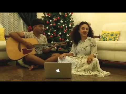 """Xxx Mp4 Chilling By The Christmas Tree """" LUCKY"""" With Sharath Davis 3gp Sex"""