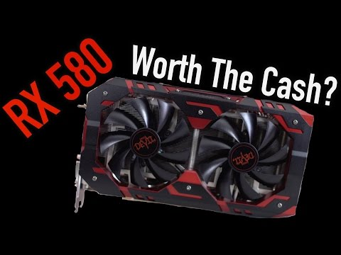 Red Devil RX 580 Overclocked Benchmarks And Review