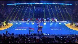 Opening Ceremony | IHFtv - France 2017 Men's Handball World Championship