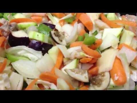 Bangladeshi Chinese Restaurant Recipe in Bangla