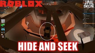 Roblox: JailBreak: HIDE AND SEEK with NubNeb