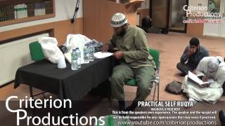 Practical Self Ruqya Part 1