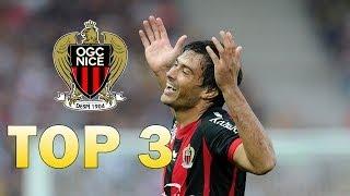 TOP 3 Buts - OGC Nice / 2013-2014 (1ère partie)