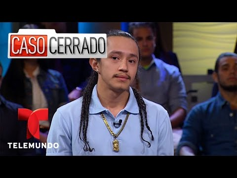 Caso Cerrado | His Son Is Unsafe With Mom ☠ | Telemundo English