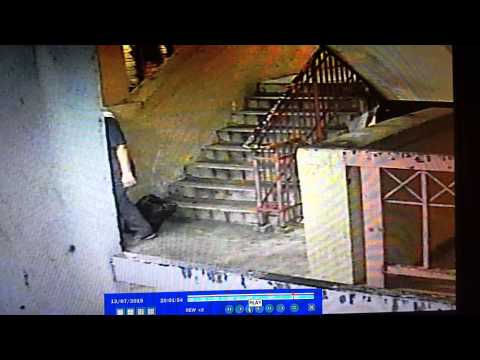 Kantoi perangai yang tidak senonoh CCTV VIDEO