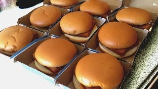 8 Filet-O-Fish Eaten in 60 Seconds | Matt Stonie