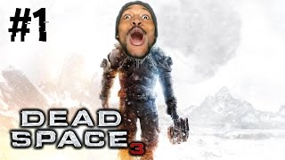 WELCOME TO DEADSPACE | Dead Space 3 Walkthrough [1]