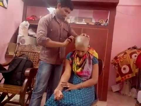 INDIAN HOME MADE YOUNG GIRL HEADSHAVE