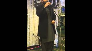 Hafiz Noor Sultan Siddiqui - Meri Baat ban gyi hey - UK 2015