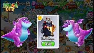 Why Zombie Dragon ...not Chubby Dragon in Exclusive Card Pack | Dragon City