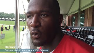 Falcons Derrick Coleman