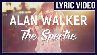 Alan Walker - The Spectre [LYRICS] (Vocal version of Spectre Live concert)