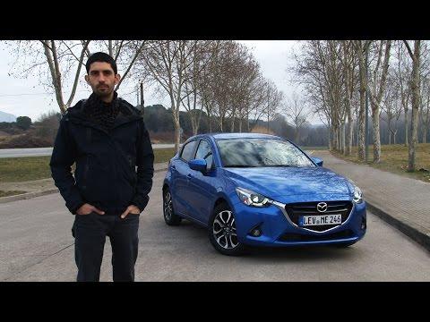 Mazda 2 2015 Macché utilitaria Va ed è fatta come una grande