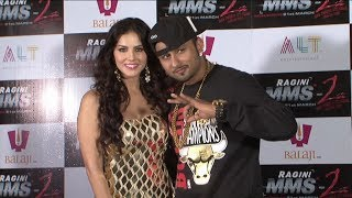 Interview with Sunny Leone and Honey Singh for Ragini MMS 2