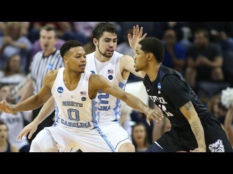 Butler vs. North Carolina Extended Game Highlights