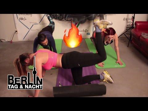 Berlin - Tag & Nacht - WOW! Alessia dreht ein sexy Bewerbungsvideo! #1437 - RTL II