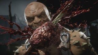 Mortal Kombat 11 - Baraka Fatality Gameplay [1080p 60FPS HD]