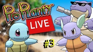 Shiny Squirtle Hunt (Squirtle Squad) - Pokemon Go Community Day Live (Part 3)