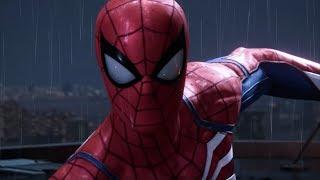 Marvel's Spider-Man Gameplay Reveal E3 2018! PS4 Pro 4K