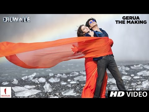 Xxx Mp4 Making Of Gerua Kajol Shah Rukh Khan Dilwale A Rohit Shetty Film 3gp Sex