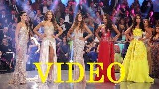 Miss Colombia Vs Miss Venezuela 2015