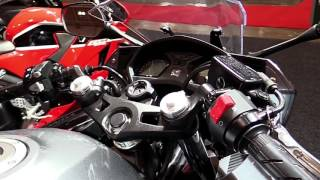 2017 Honda CBR650F SE Exclusive Features Edition First Impression Walkaround HD