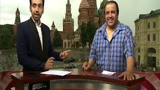 فيديو برنامج #هنا_روسيا يوم الثلاثاء ١٩-٦-٢٠١٨