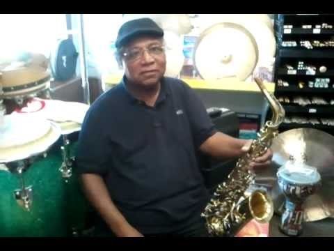 YAS-23 Review: Marshel (School of Music)  YAS-23 Yamaha Alto Sax Review