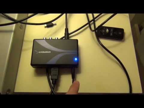 Xxx Mp4 Sabrent S Video RCA To HDMI Converter And Scaler To 720 And 1080P 3gp Sex