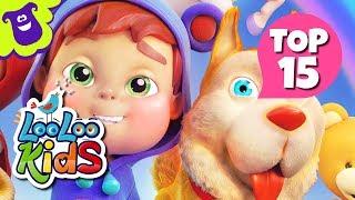 Bingo - TOP 15 Songs for Kids on YouTube