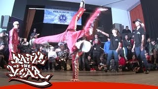 BOTY 2013 - KANAMI AND MYW (JAPAN) VS ERI AND YURIE JAPAN FINALS [BOTY TV]