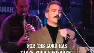 Shout of joy Paul Wilbur