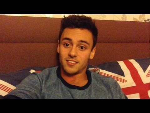 Tom Daley Something I want to say