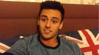 Tom Daley: Something I want to say...