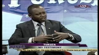 Tukuza Live:My testimony with guest Geoffrey Kilonzi